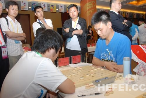 智慧体操-国际象棋 四体会赛事竞技中图片