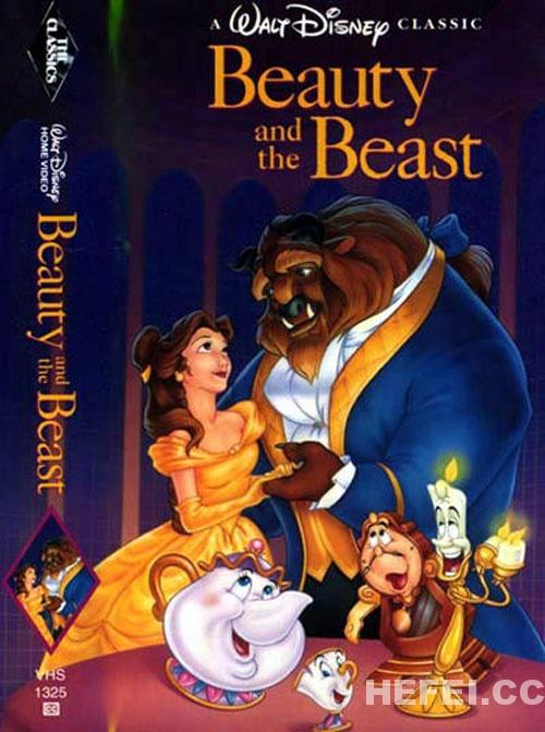3d版的《美女与野兽》原定于在影院重映