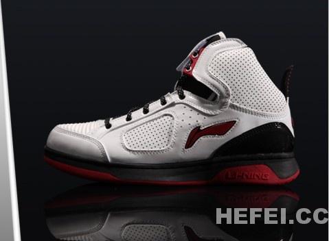 李宁2011篮球鞋鉴赏 conquer